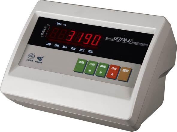 三河市XK3190 A1 P地磅显示器
