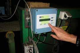 蔗渣水分测量2