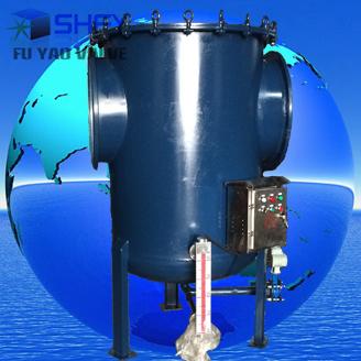 自动排水气水分离器 全自动排水汽水分离器