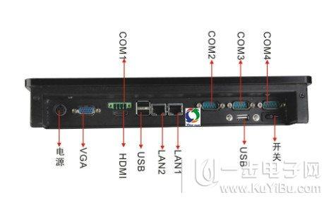 15寸工业平板电脑15寸工控一体机15寸触摸屏工控机工业一体机工控触摸屏WPC-YW150AWX