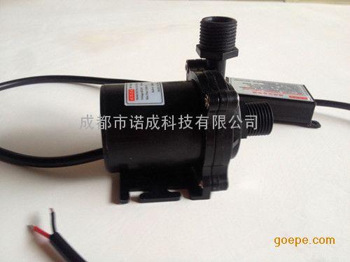 NC50A微型直流高压水泵,小型直流潜水泵,微型喷泉泵图片