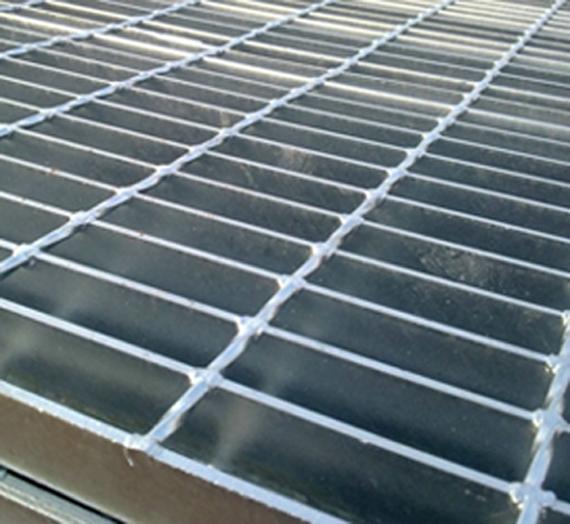 湖北镀锌钢格板规格 钢格栅板 平台钢格板