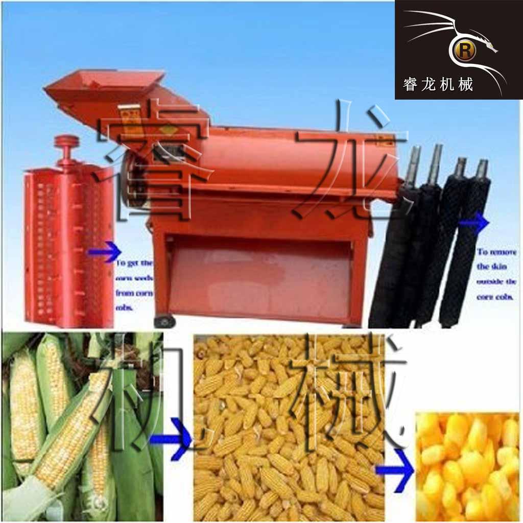 玉米皮手工制作