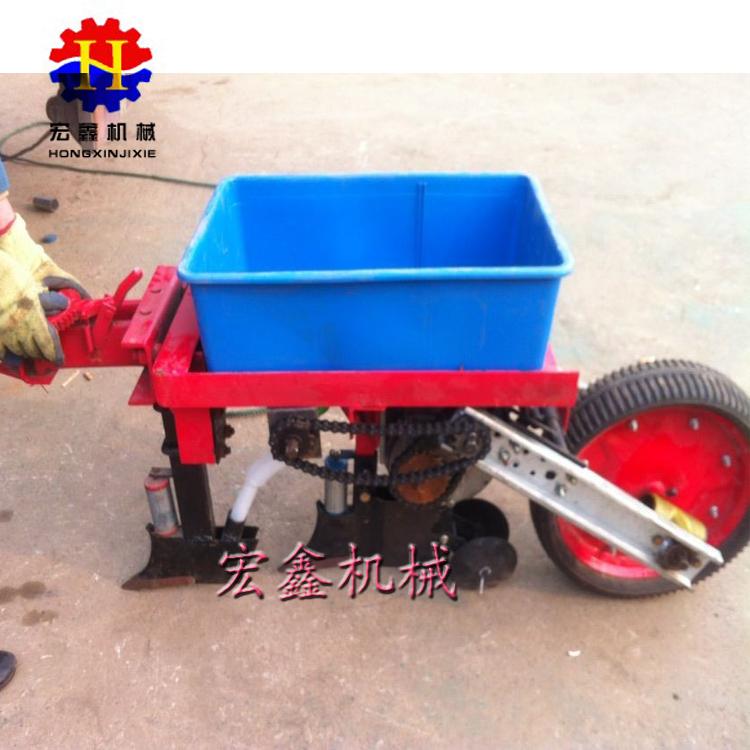 30马力 拖拉机带动小麦播种机 多功能花生播种机 黄石