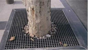 佛山树脂树篦子