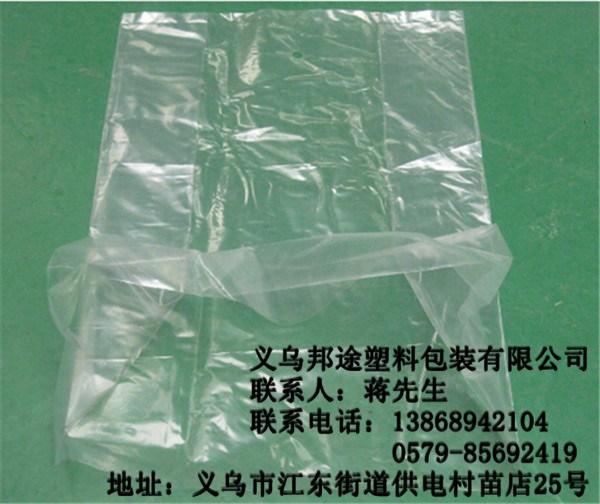 胶条环保pe袋设计图