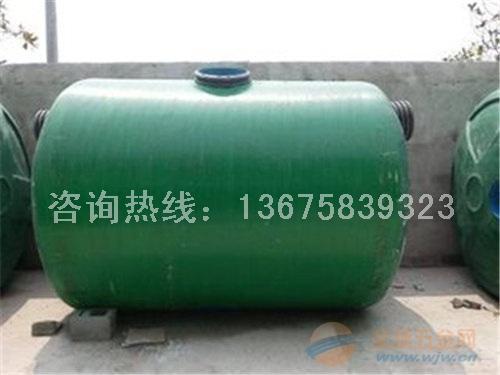 上海虹口区12立方5号生物环保化粪池标准图集