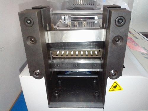 形断带机 拉链全自动裁剪机 搭扣带剪断机